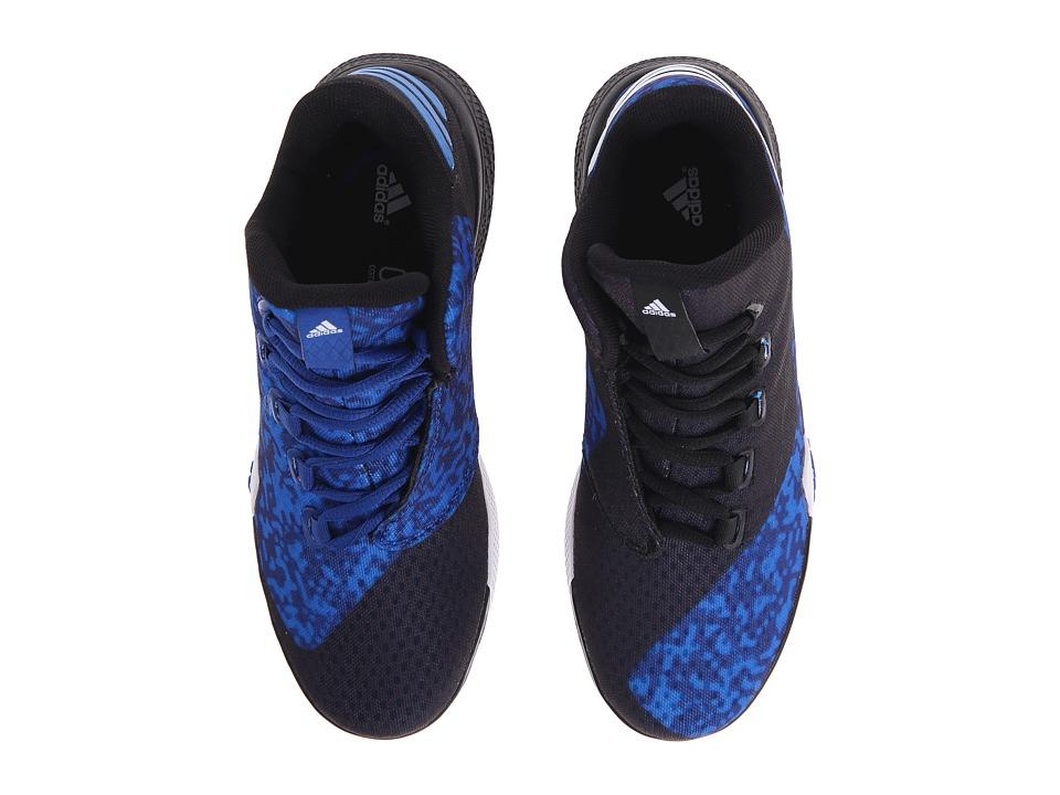 adidas Kids - Light 'Em Up 2 (Big Kid) (Collegiate Royal/White/Black) Boys Shoes