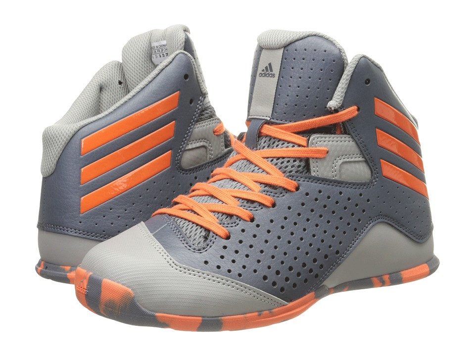 adidas Kids - Next Level Speed IV (Little Kid/Big Kid) (Onix/Super Orange S16/MGH Solid Grey) Boys Shoes