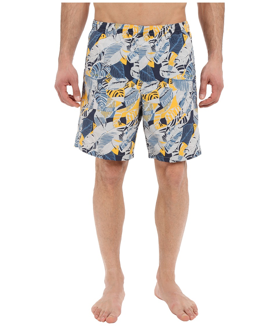 Columbia - Backcast II Printed Trunk (Stinger Palm Multi) Men's Shorts