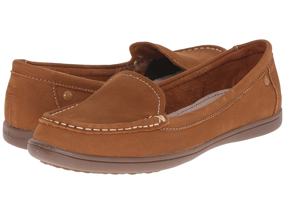 Hush Puppies - Ryann Claudine (Tan Nubuck) Women