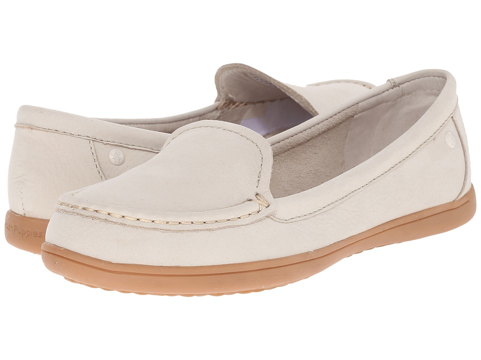 Hush Puppies - Ryann Claudine (Off-White Nubuck) Women