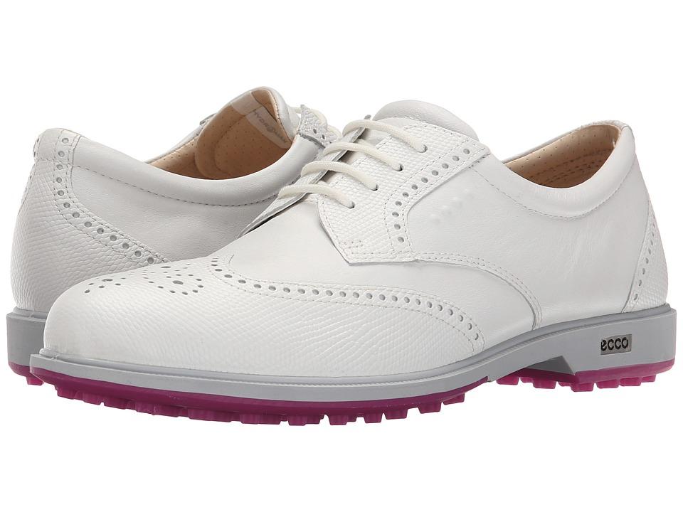 ECCO Golf Classic Golf Hybrid (White) Women