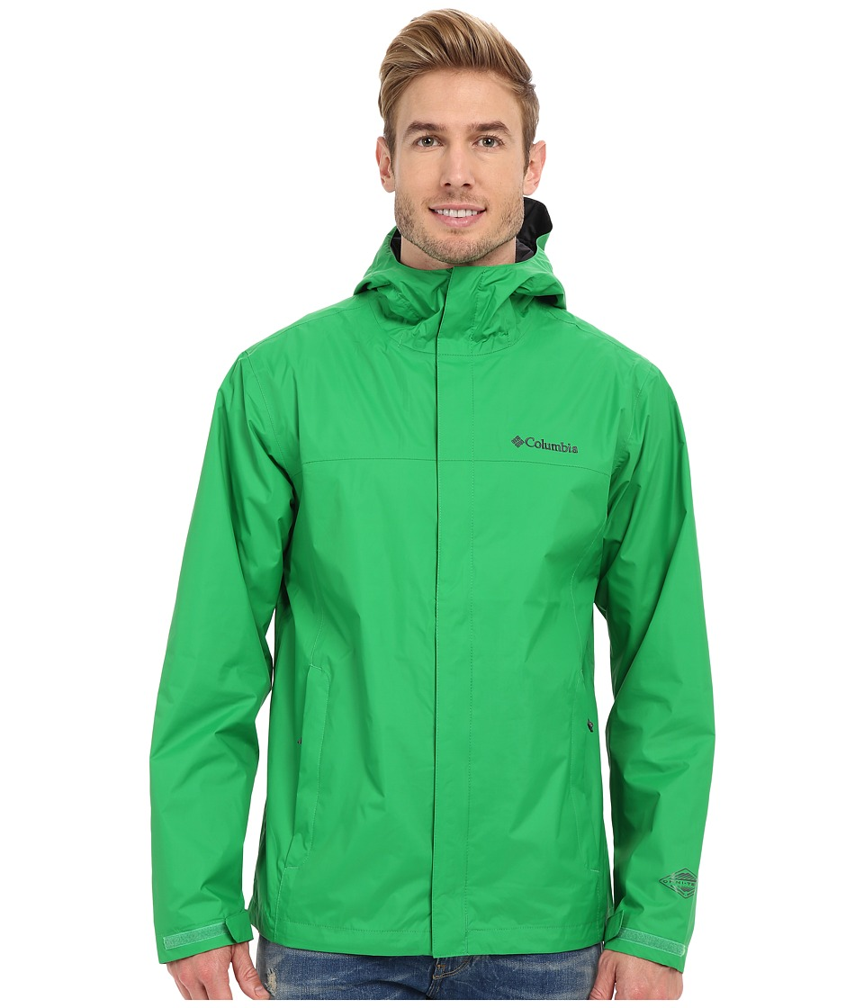 Columbia - Watertight II Jacket (Fuse Green) Men's Coat