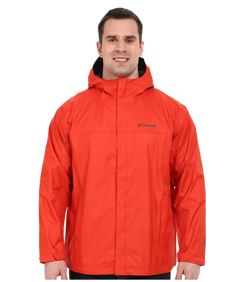 Columbia - Watertighttm II Jacket - Extended (Super Sonic) Men's Coat