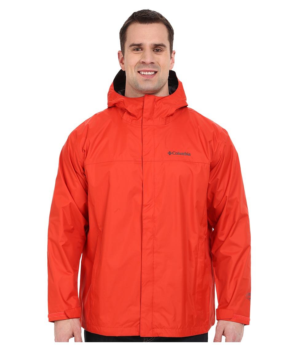 Columbia - Watertighttm II Jacket - Extended (Super Sonic) Men's Coat