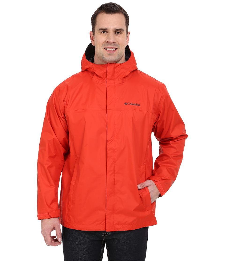 Columbia - Watertighttm II Jacket - Tall (Super Sonic) Men's Coat