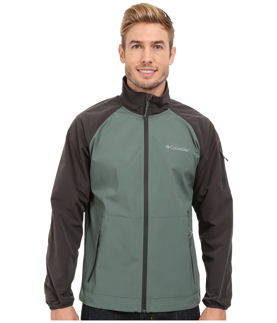 Columbia - Torque Jacket (Commando/Shark) Men's Coat