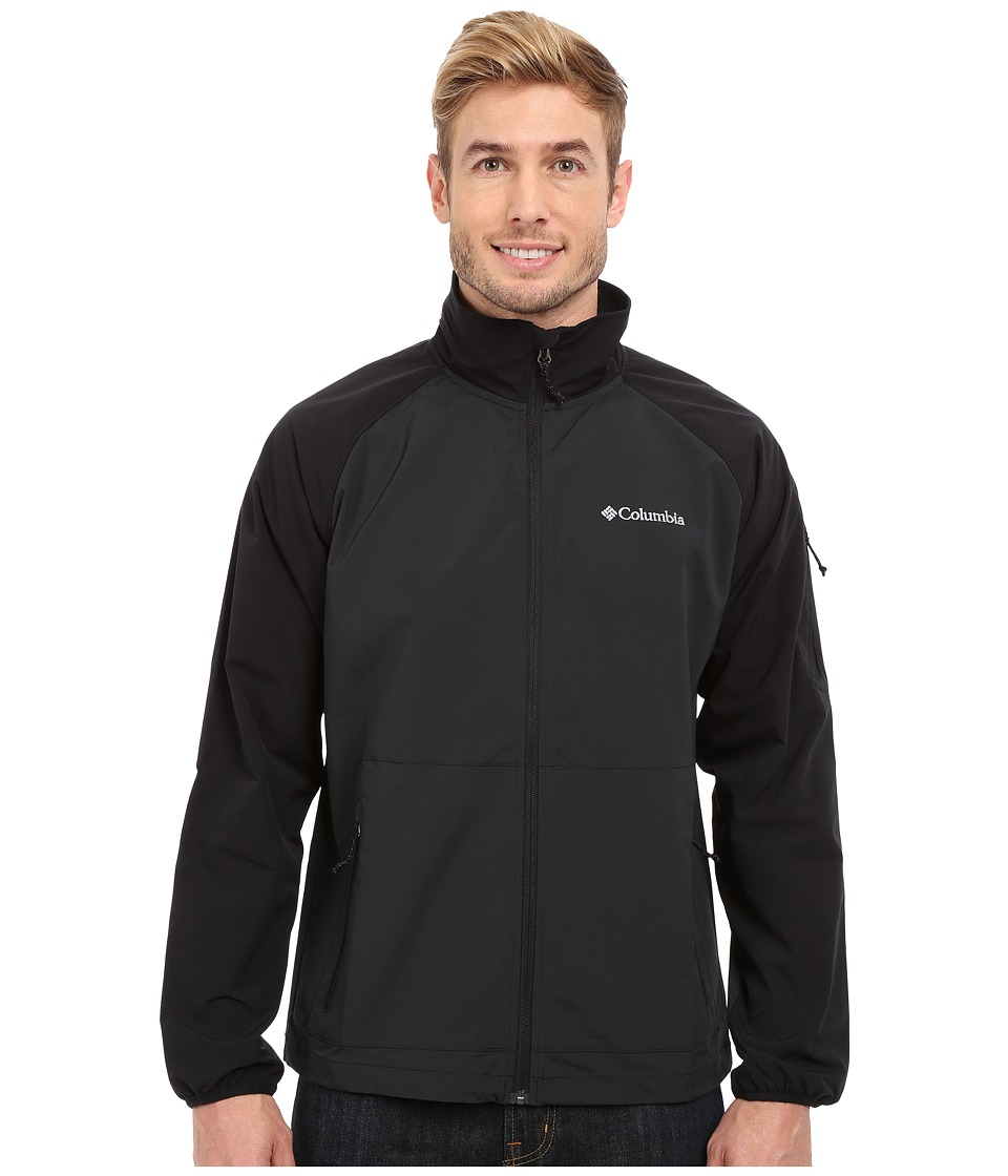 Columbia - Torque Jacket (Black) Men's Coat