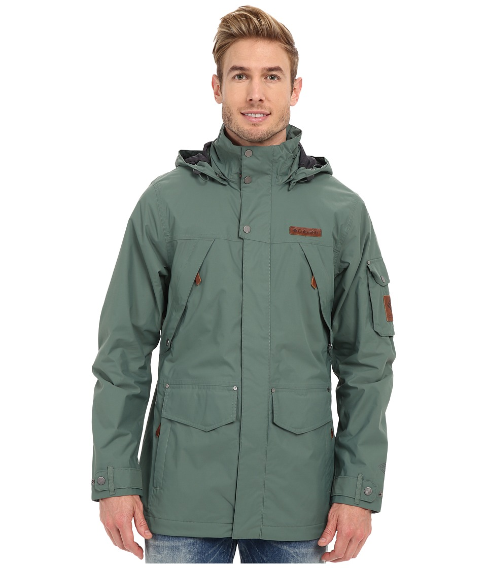 Columbia - High Pass Shell Jacket (Commando) Men's Coat