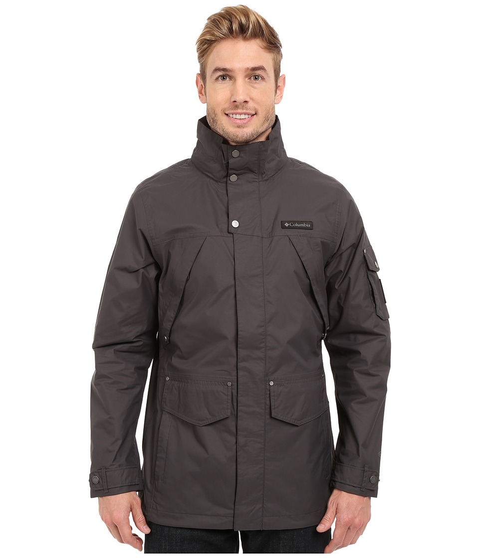 Columbia - High Pass Shell Jacket (Shark) Men's Coat