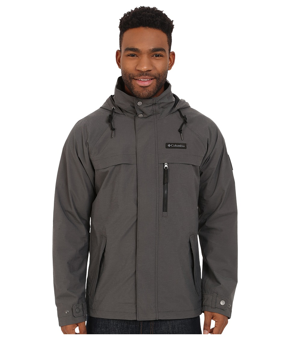 Columbia - Good Ways Jacket (Black) Men's Coat
