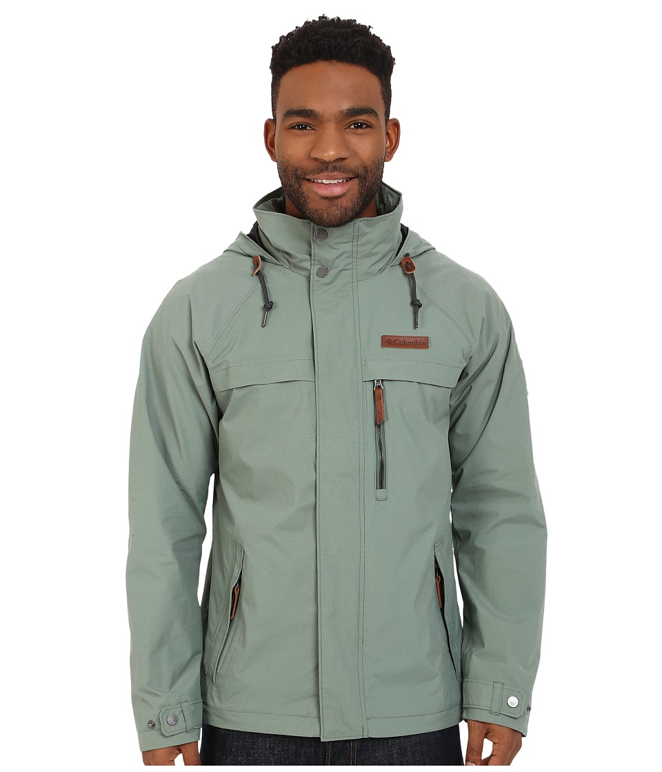 Columbia - Good Ways Jacket (Commando) Men's Coat