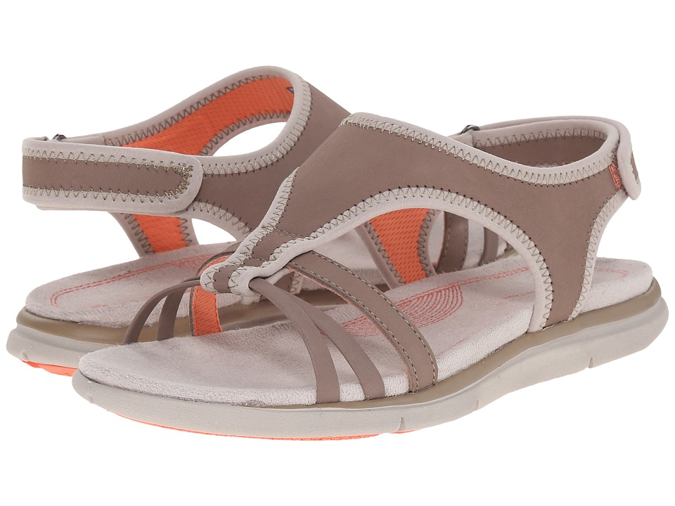 Hush Puppies - Miranda Aida (Taupe Nubuck) Women's Sandals