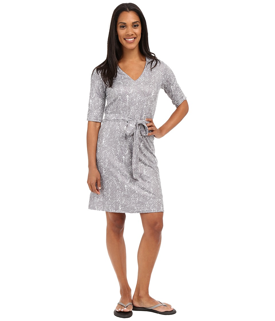 Lole Blair Dress (White Foliage) Women