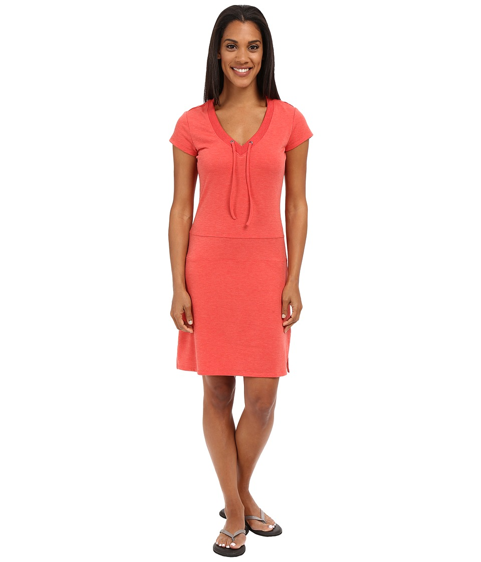 Lole Judith Dress (Ruby Heather) Women
