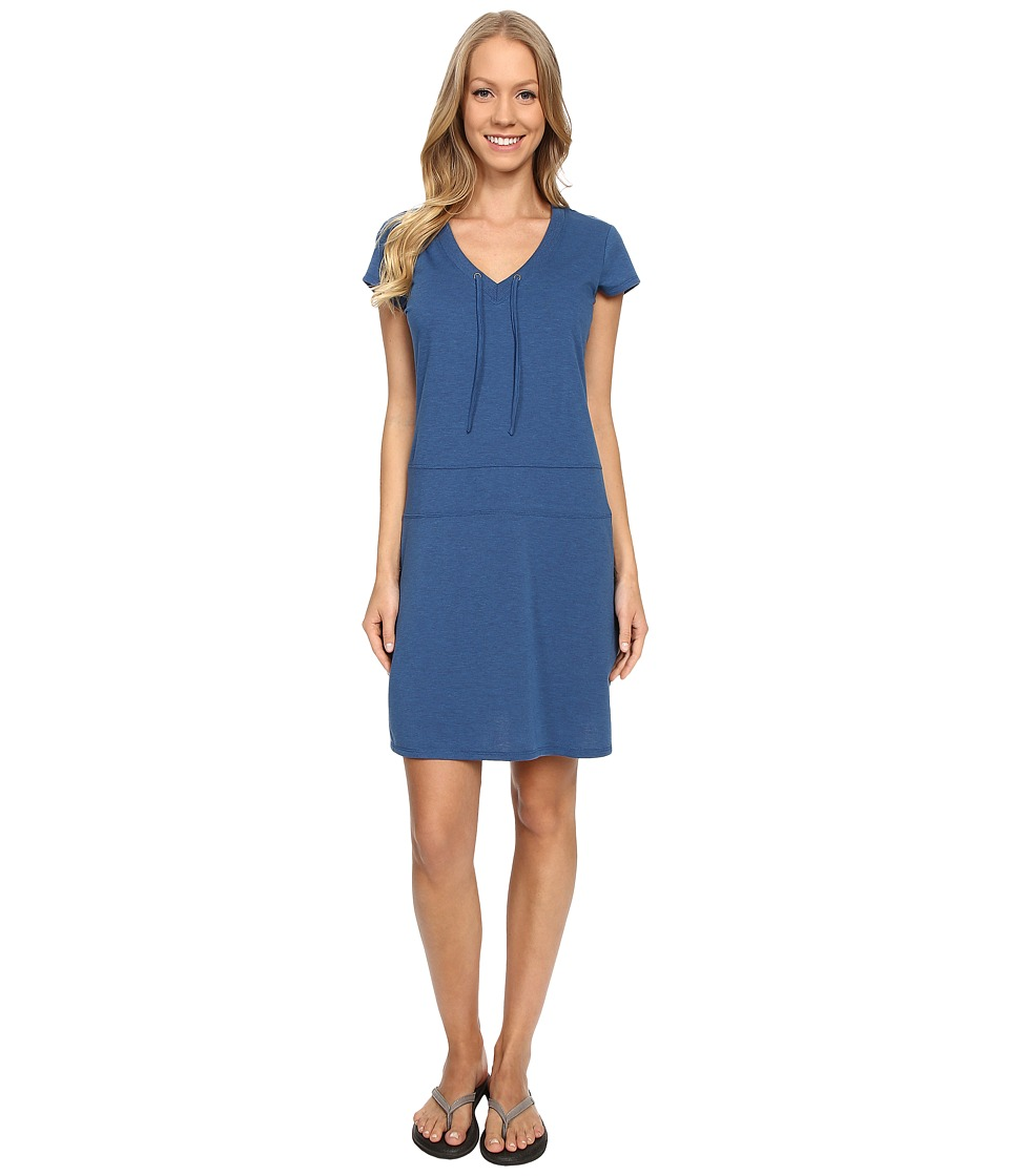 Lole Judith Dress (Vallarta Blue Heather) Women