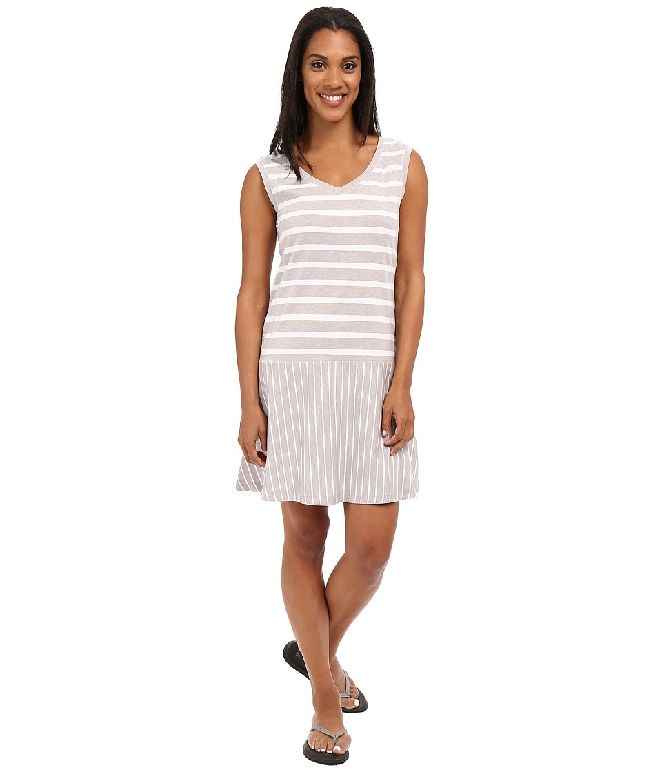 Lole Arleta Dress (Shitake Stripe) Women