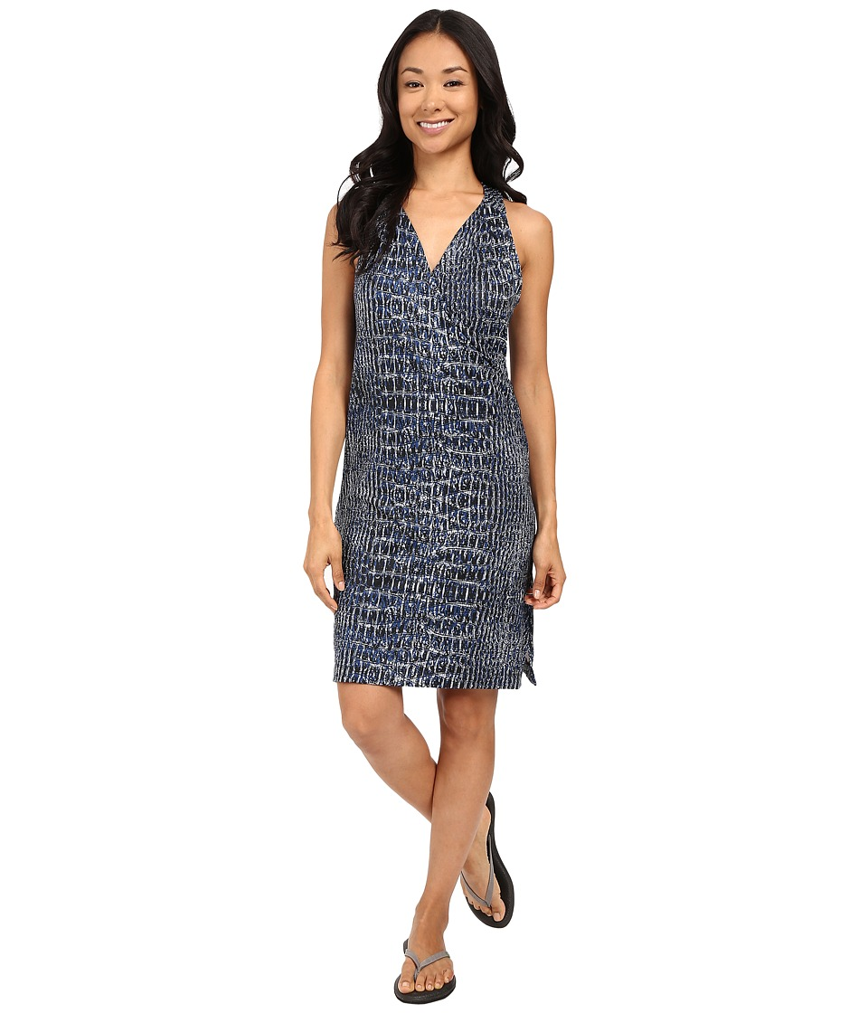 Lole Canita Dress (Limoges Blue Dundee) Women