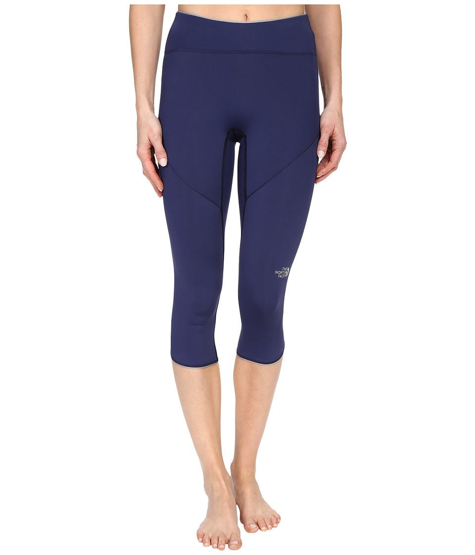 The North Face Better Than Nakedtm Capris (Patriot Blue (Prior Season)) Women