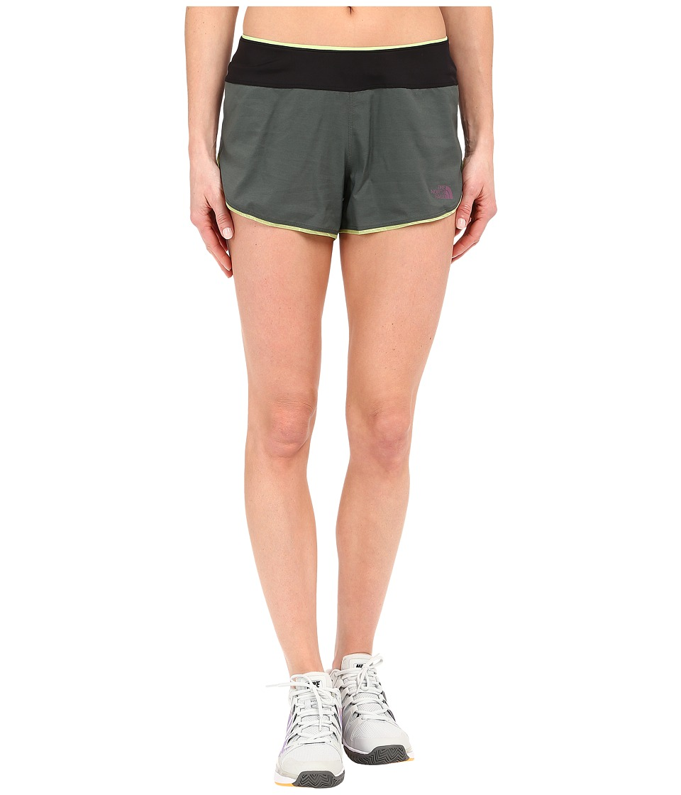 The North Face - Better Than Naked Split Shorts (Spruce Green) Women's Shorts