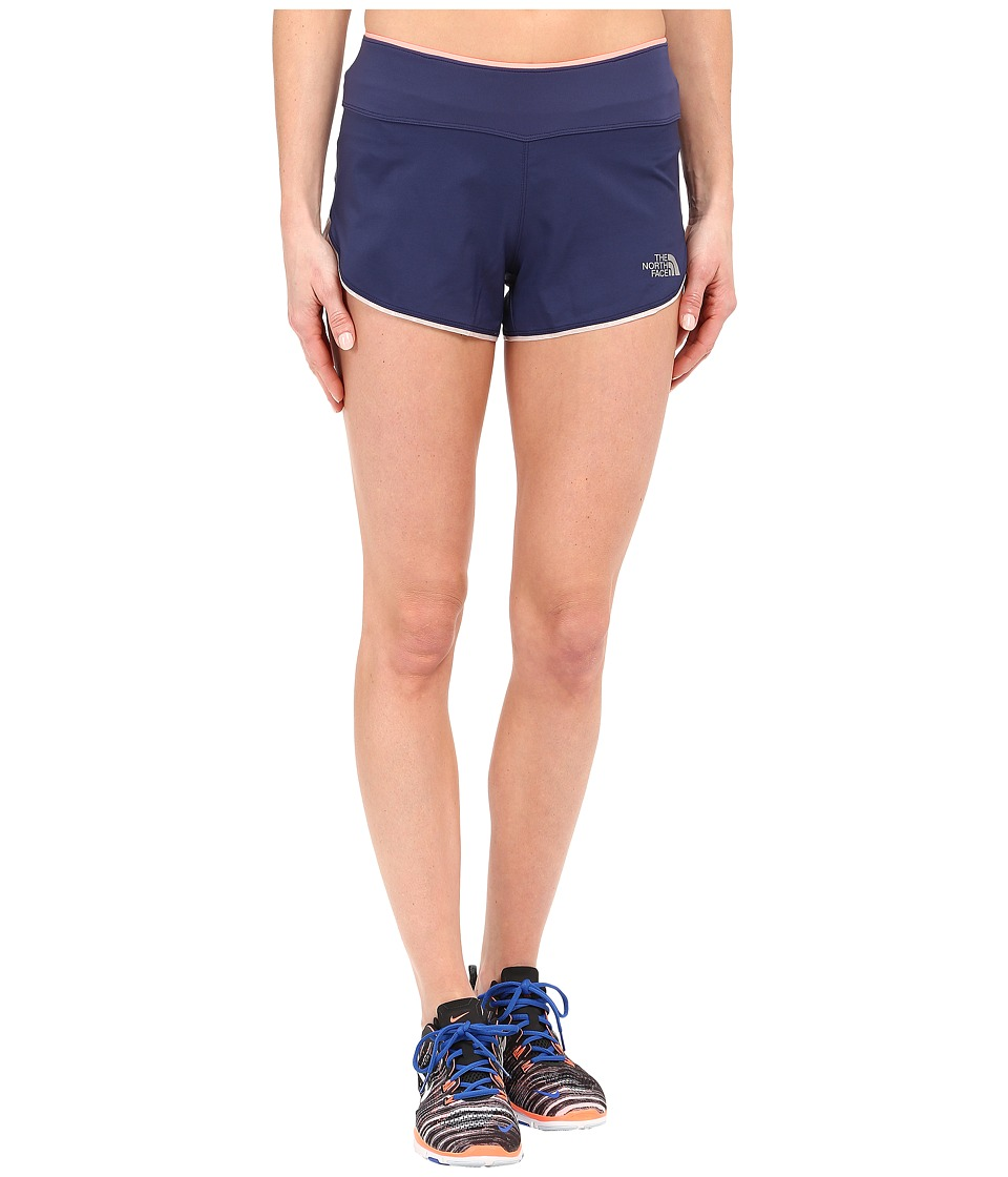 The North Face - Better Than Naked Split Shorts (Patriot Blue) Women's Shorts
