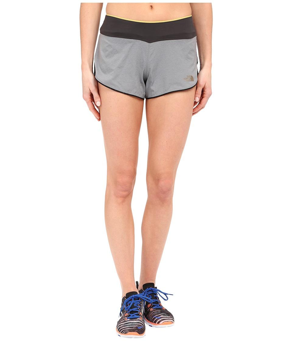 The North Face - Better Than Naked Split Shorts (Asphalt Grey) Women's Shorts