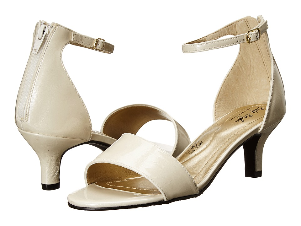 Soft Style Madalyn (Ivory Pearlized) High Heels