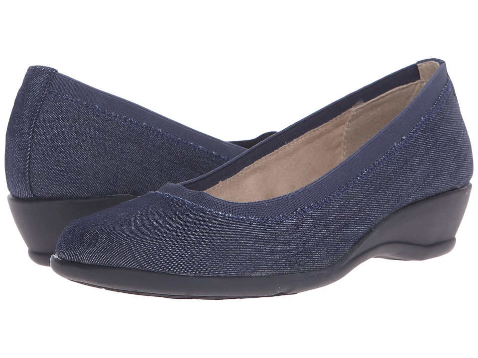 Soft Style Rogan (Dark Denim) Women