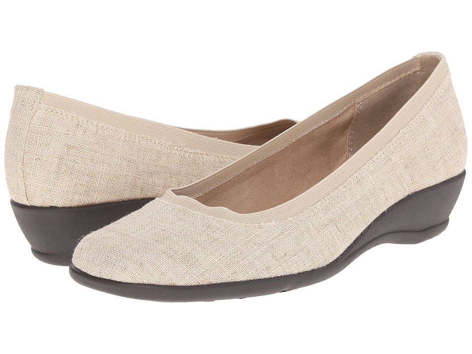 Soft Style Rogan (Natural Linen) Women
