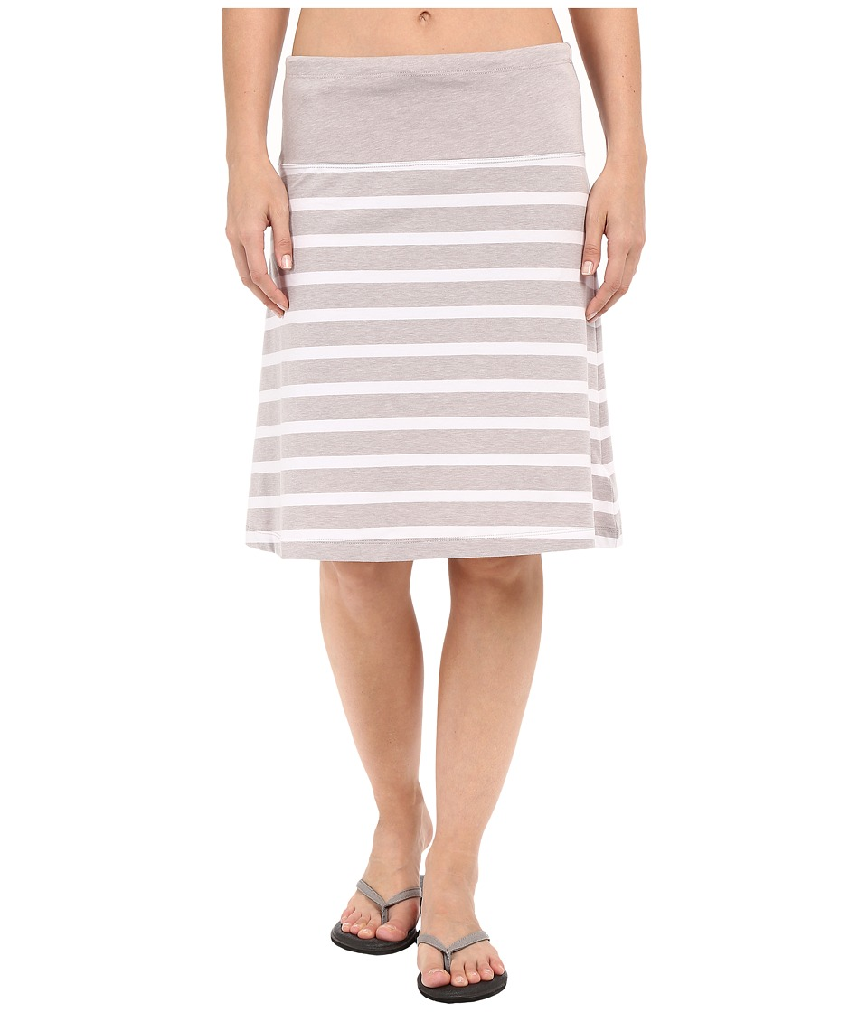 Lole Lunner Skirt (Shitake Stripe) Women