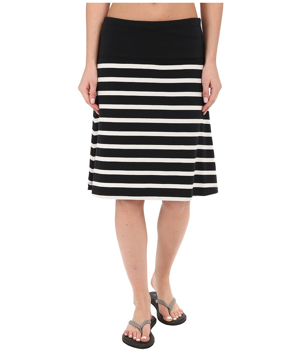 Lole - Lunner Skirt (Black Stripe) Women's Skirt