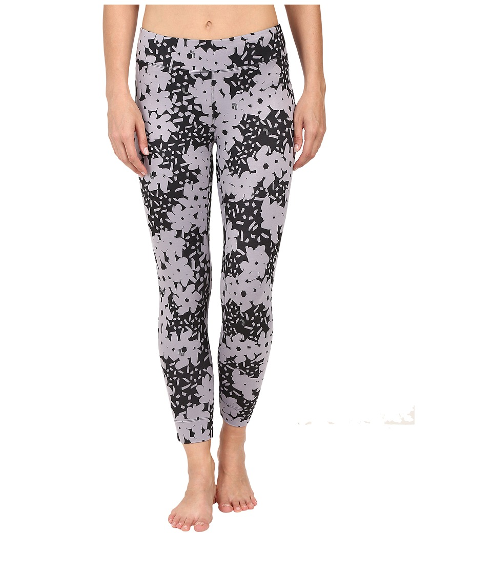 Lole - Celeste Leggings (Black Wild Flowers) Women