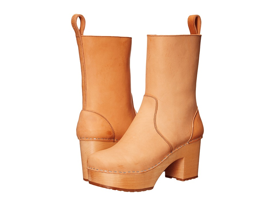 Swedish Hasbeens Swedish Boot (Nature) Women