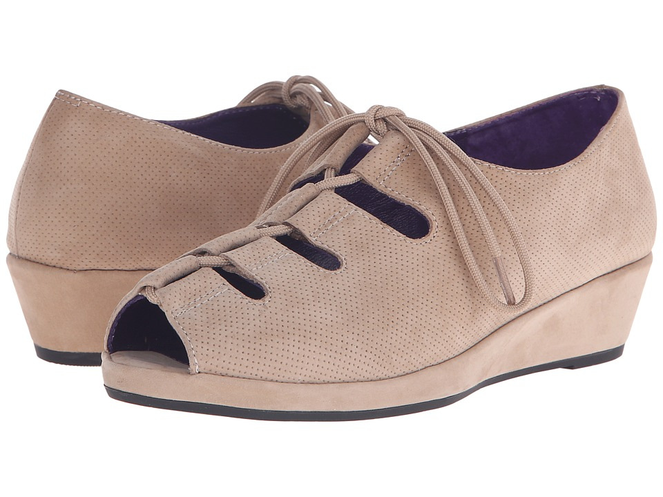 Vaneli Disko (Hemp Perf Soft Nabuk/Hemp Soft Nabuk) Women