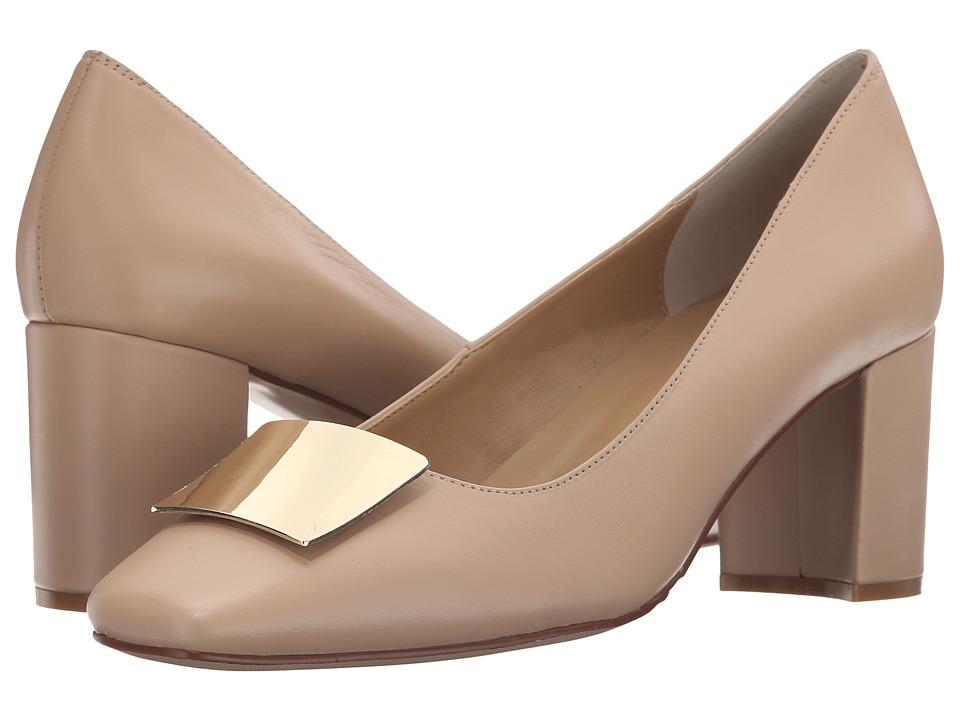 Vaneli - Eara (Nude Nappa) Women's 1-2 inch heel Shoes