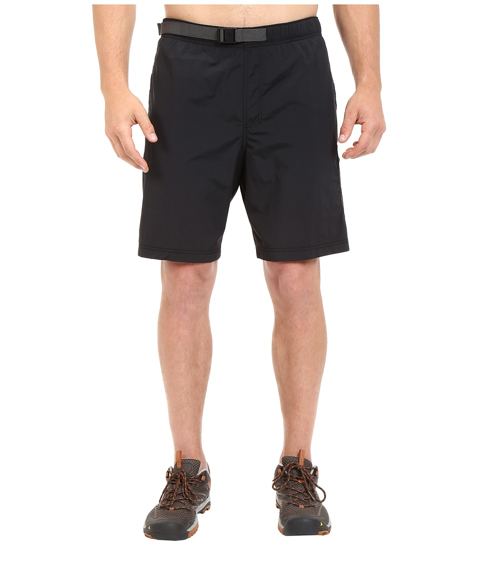 Columbia - Plus Size Palmerston Peak Shorts (Black) Men's Shorts
