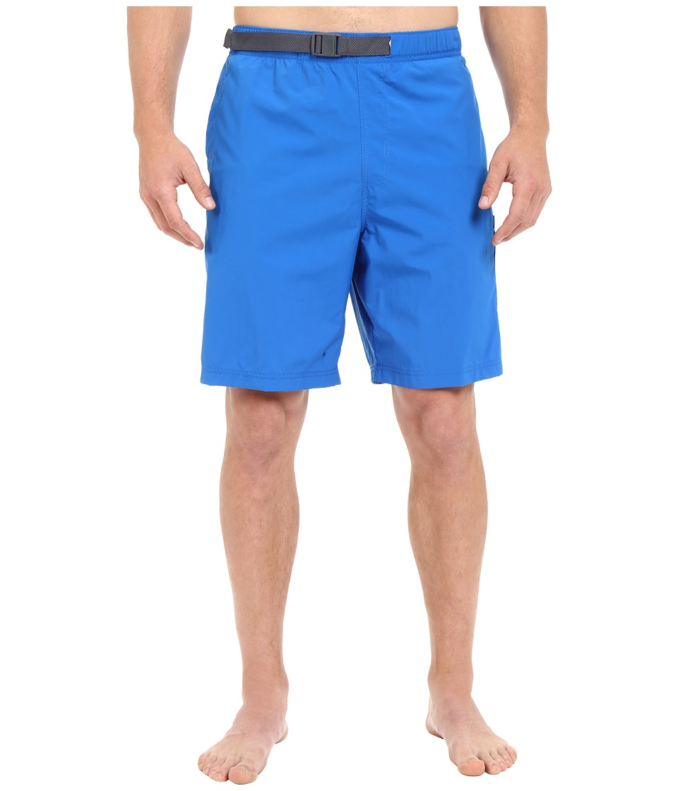Columbia - Plus Size Palmerston Peak Shorts (Super Blue) Men's Shorts