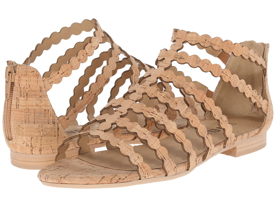 Vaneli - Emele (Natural Cork) Women's Sandals