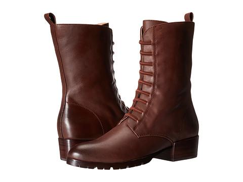 Corso Como - Nickel (Mahogany) Women's Lace-up Boots