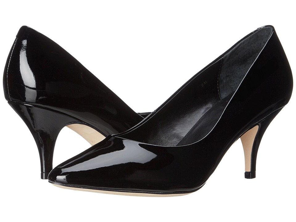 Vaneli - Hadera (Black Smack Patent) High Heels