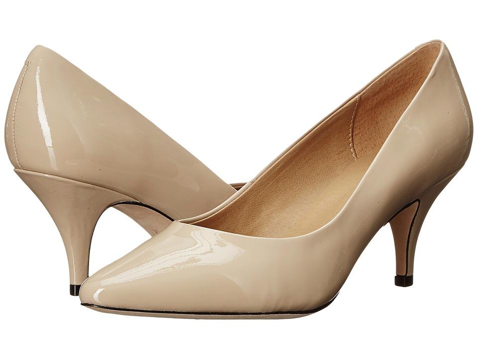 Vaneli - Hadera (Ecru Smack Patent) High Heels