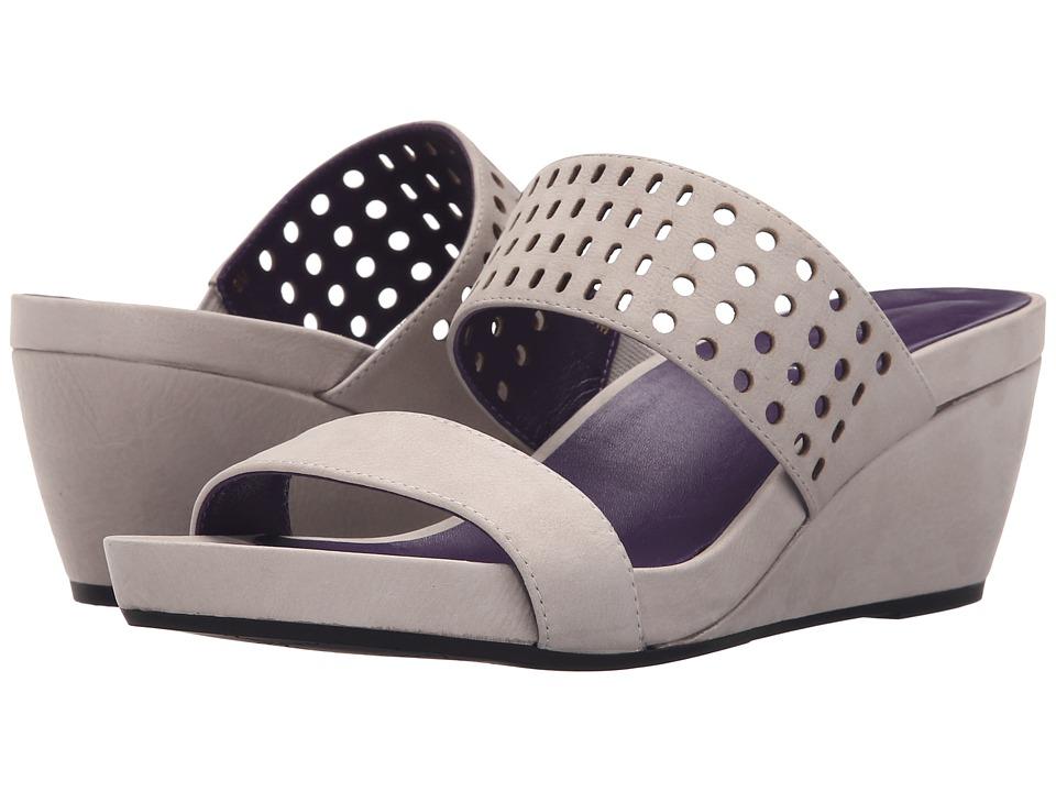 Vaneli - Ivalyn (Perla Loc Nabuk) Women's Wedge Shoes