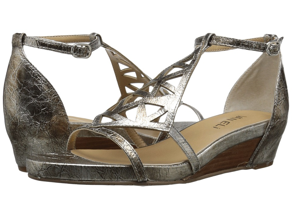 Vaneli - Kaddy (Pale Platino Gesa Kid/Silver Buckle) Women