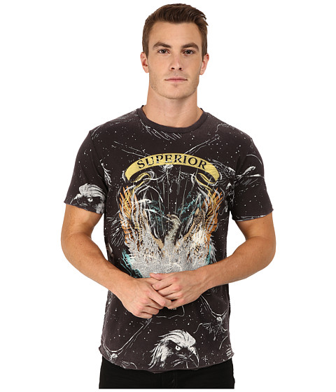 Diesel - T-Sebs T-Shirt (Black) Men's T Shirt