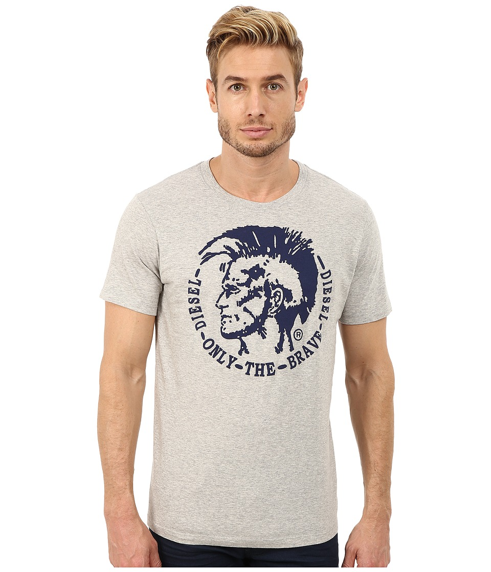 Diesel - T-Masen T-Shirt (Grey) Men's T Shirt