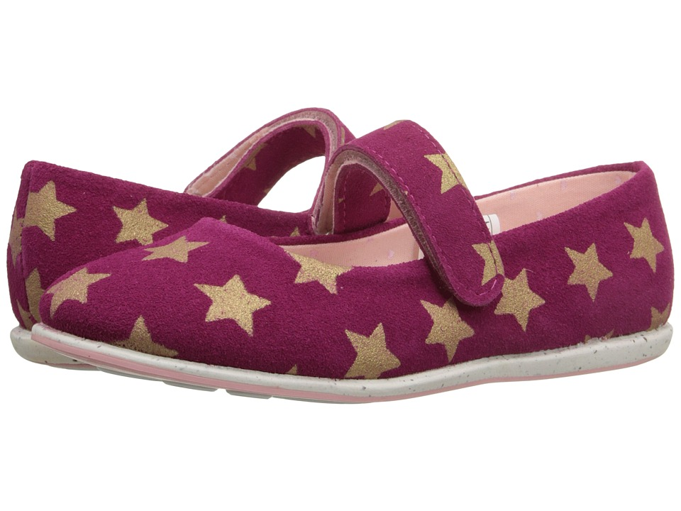 EMU Australia - Star Ballet (Toddler/Little Kid/Big Kid) (Hot Pink) Women's Slip on Shoes