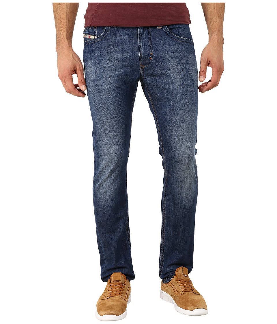 Diesel - Thavar Trousers in Denim 836X (Denim) Men's Jeans