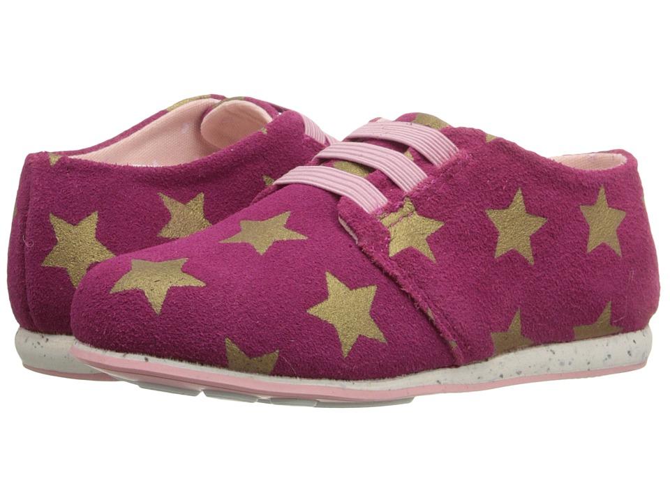EMU Australia - Star Sneaker (Toddler/Little Kid/Big Kid) (Hot Pink) Women's Shoes