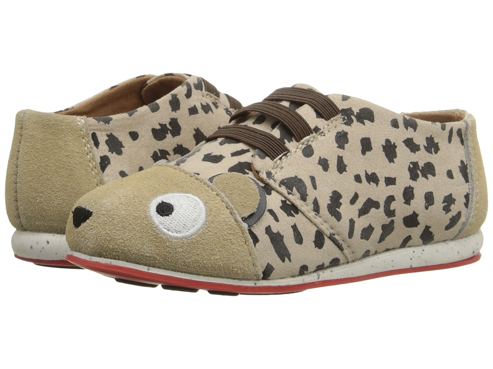 EMU Australia - Cheetah Sneaker (Toddler/Little Kid/Big Kid) (Caramel) Women's Shoes
