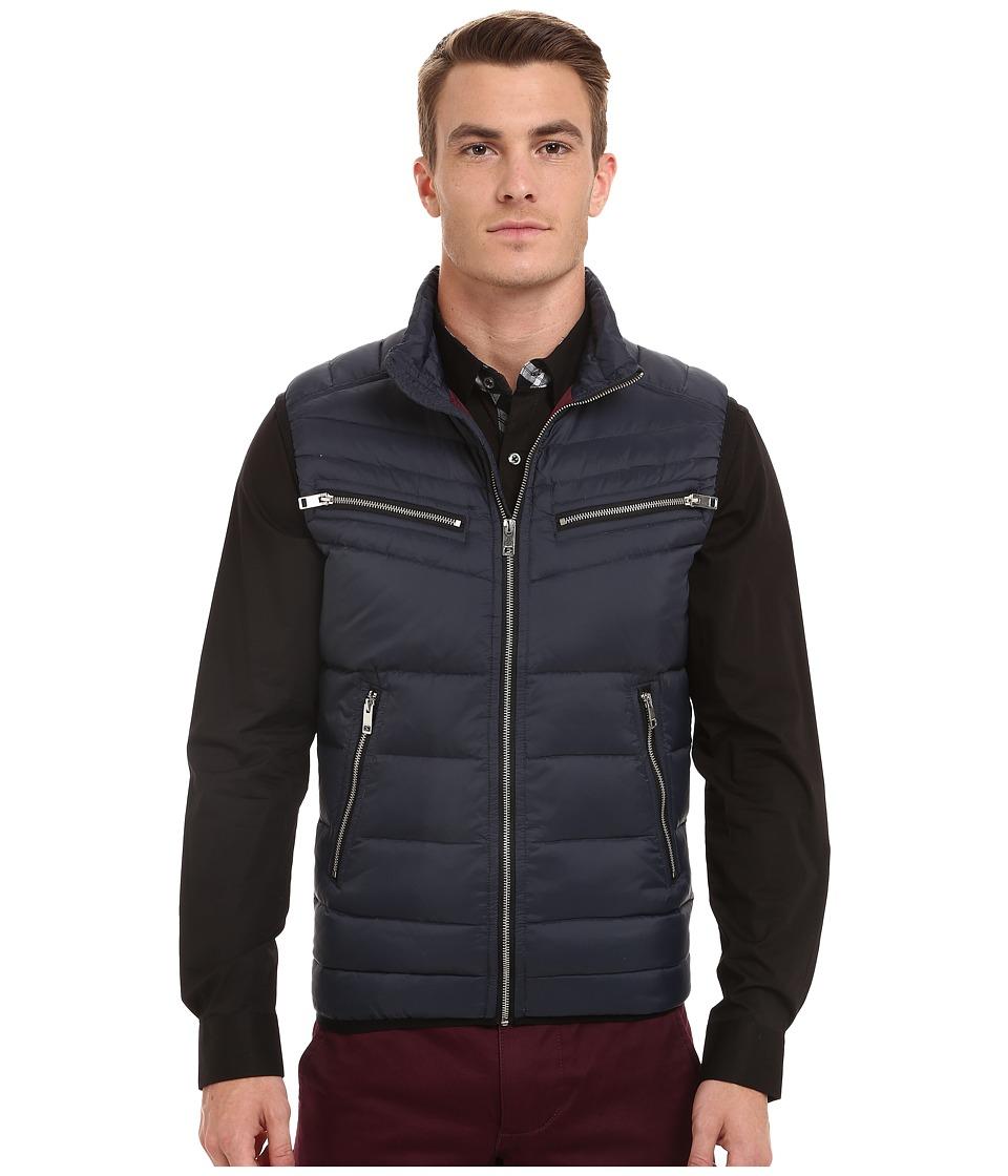 Diesel - W-Izu Jacket (Midnight/Blue) Men's Vest